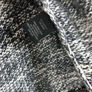 White House Black Market Sweaters - White House Black Market Woven Waterfall Cardigan